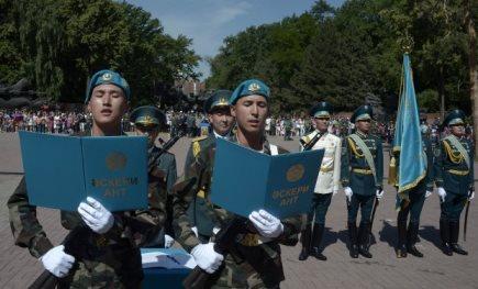 СОП РК и Республиканская гвардия РК
