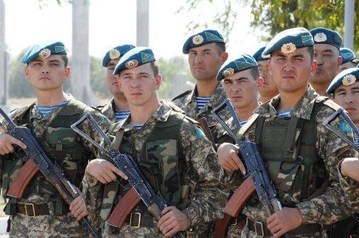 Пойти служить в армию Казахстана на срочную военную службу