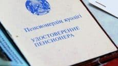 Выход на пенсию в Казахстане: процедура, документы