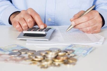 Как рассчитать налоги по зарплате с оклада