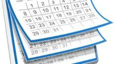 Калькулятор для подсчета рабочих дней между датами РК