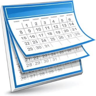 Калькулятор  сколько рабочих дней РК