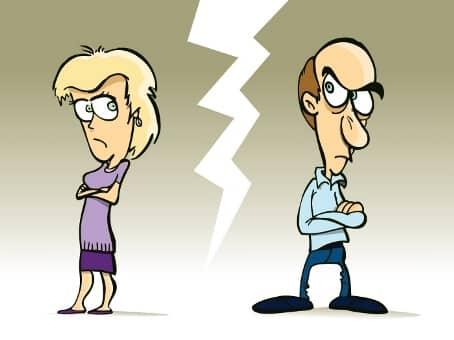 как подать на развод в РК