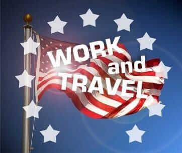 Работа за рубежом программа Work and Travel