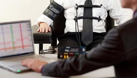 Как проходит исследование на детекторе лжи в правоохранительных органах