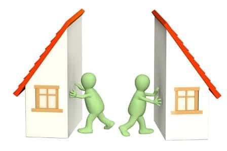 Раздел имущества супругов при разводе