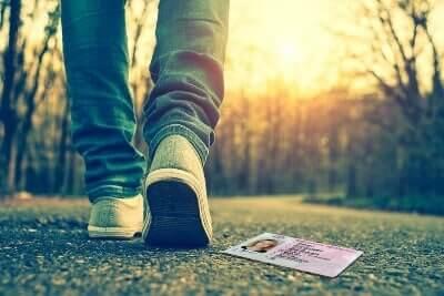 Восстановление удостоверения личности при утере - Штраф