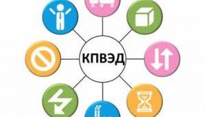 Справочник КПВЭД в Казахстане