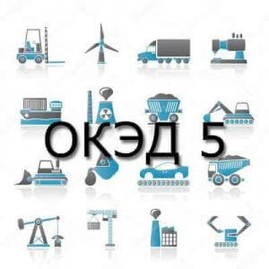 Общий классификатор видов экономической деятельности код ОКЭД