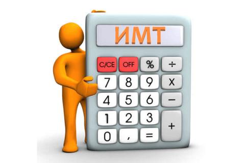 Онлайн калькулятор ИМТ для детей и взрослых